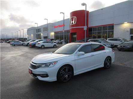 2017 Honda Accord Sport (Stk: 27780L) in Ottawa - Image 1 of 20