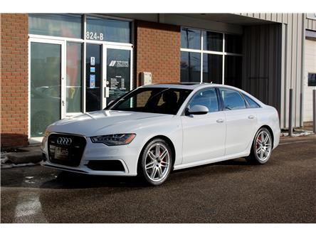 2013 Audi A6 2.0T Premium (Stk: 096978) in Saskatoon - Image 1 of 30