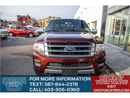 2017 Ford Expedition Platinum (Stk: KK-1083A) in Okotoks - Image 2 of 25