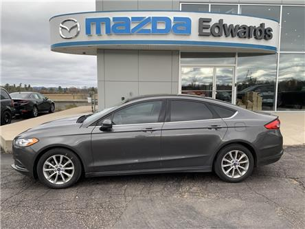 2017 Ford Fusion SE (Stk: 22127) in Pembroke - Image 1 of 11
