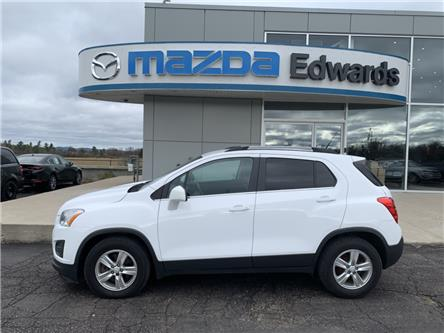 2014 Chevrolet Trax 1LT (Stk: 22124) in Pembroke - Image 1 of 9