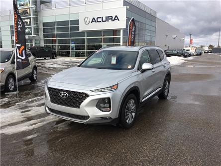 2019 Hyundai Santa Fe Preferred 2.4 (Stk: A4077) in Saskatoon - Image 1 of 18