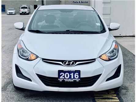 2016 Hyundai Elantra GL (Stk: 8068H) in Markham - Image 2 of 19