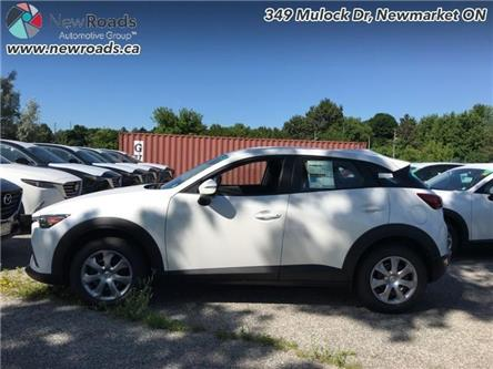 2019 Mazda CX-3 GX AT AWD (Stk: 40417) in Newmarket - Image 2 of 21