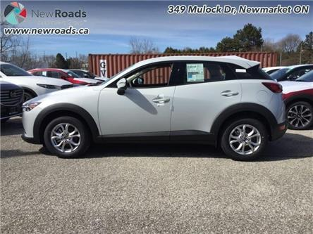 2019 Mazda CX-3 GS AWD (Stk: 40755) in Newmarket - Image 2 of 19