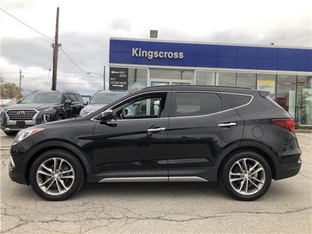 2017 Hyundai Santa Fe Sport 2.0T Limited (Stk: 29210A) in Scarborough - Image 2 of 18