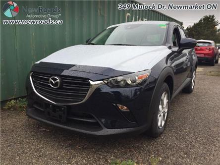 2019 Mazda CX-3 GS AWD (Stk: 41332) in Newmarket - Image 1 of 21