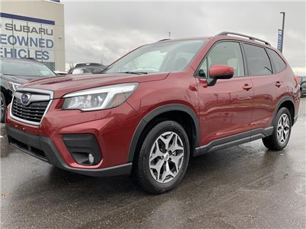 2019 Subaru Forester 2.5i Convenience (Stk: SUB1526R) in Innisfil - Image 1 of 10