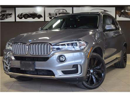 2016 BMW X5 xDrive35d (Stk: E6938A) in Thornhill - Image 1 of 32