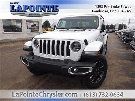 2020 Jeep Gladiator Overland (Stk: 20008) in Pembroke - Image 1 of 25