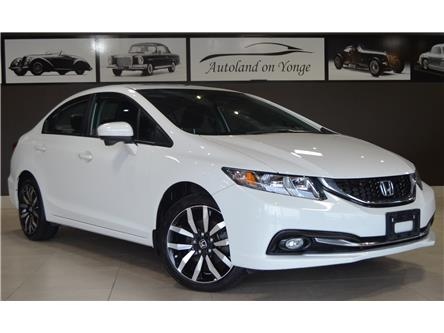 2015 Honda Civic Touring (Stk: C35373) in Thornhill - Image 2 of 31