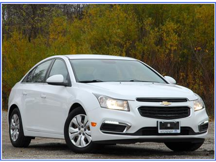 2015 Chevrolet Cruze 1LT (Stk: 59378AJ) in Kitchener - Image 1 of 14