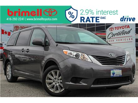 2014 Toyota Sienna LE 7 Passenger (Stk: 10084) in Scarborough - Image 1 of 16