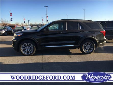 2020 Ford Explorer XLT (Stk: L-14) in Calgary - Image 2 of 5