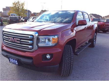 2015 GMC Canyon SLE (Stk: 24722) in Carleton Place - Image 1 of 13