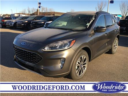 2020 Ford Escape SEL (Stk: L-75) in Calgary - Image 1 of 5