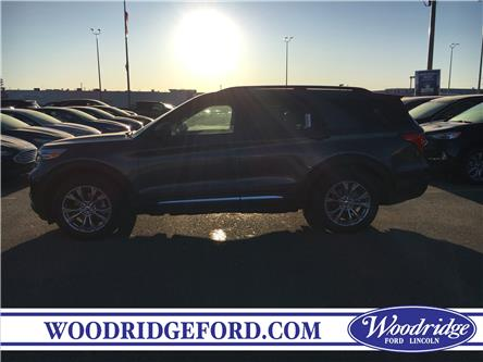 2020 Ford Explorer XLT (Stk: L-78) in Calgary - Image 2 of 5