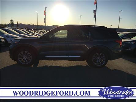 2020 Ford Explorer XLT (Stk: L-98) in Calgary - Image 2 of 5