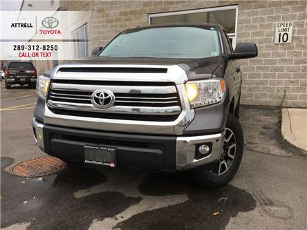 2016 Toyota Tundra DOUBLE CAB TRD OFF ROAD ALLOYS, FOG LAMPS, PARKING (Stk: 45916A) in Brampton - Image 1 of 17