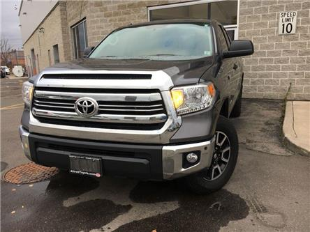 2016 Toyota Tundra DOUBLE CAB TRD OFF ROAD ALLOYS, FOG LAMPS, PARKING (Stk: 45916A) in Brampton - Image 2 of 17