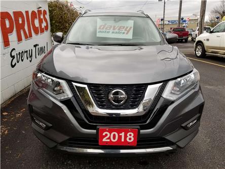 2018 Nissan Rogue SV (Stk: 19-711) in Oshawa - Image 2 of 12