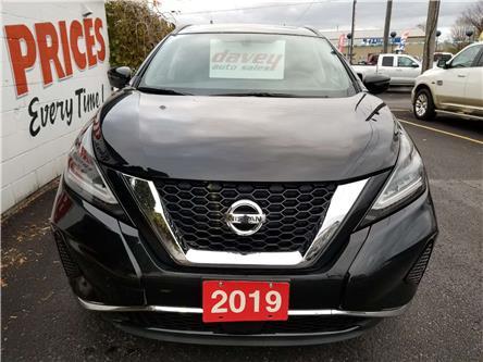 2019 Nissan Murano SV (Stk: 19-710) in Oshawa - Image 2 of 16
