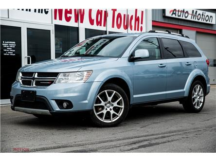 2013 Dodge Journey SXT/Crew (Stk: T91202) in Chatham - Image 1 of 26