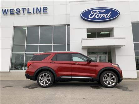 2020 Ford Explorer Platinum (Stk: 4230) in Vanderhoof - Image 2 of 26