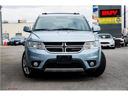 2013 Dodge Journey SXT/Crew (Stk: T91202) in Chatham - Image 2 of 26