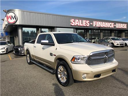 2017 RAM 1500 Longhorn (Stk: 17-500438) in Abbotsford - Image 1 of 17