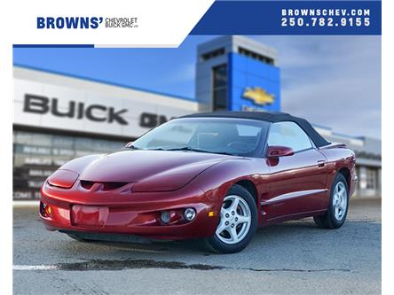 1998 Pontiac Firebird Base (Stk: T19-370AAA) in Dawson Creek - Image 1 of 15