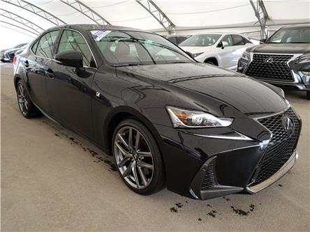 2018 Lexus IS 350 Base (Stk: L20037A) in Calgary - Image 1 of 25
