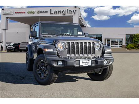 2019 Jeep Wrangler Sport (Stk: K675458) in Surrey - Image 1 of 15