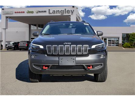 2020 Jeep Cherokee Trailhawk (Stk: L531681) in Surrey - Image 2 of 23