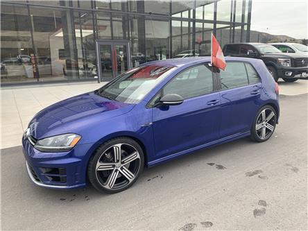 2016 Volkswagen Golf R 2.0 TSI (Stk: T19206B) in Kamloops - Image 2 of 22