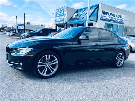 2013 BMW 328i xDrive Classic Line (Stk: ) in Concord - Image 1 of 21