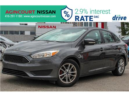 2015 Ford Focus SE (Stk: KC839216A) in Scarborough - Image 1 of 18