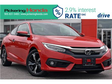 2017 Honda Civic Touring (Stk: P5398) in Pickering - Image 1 of 36
