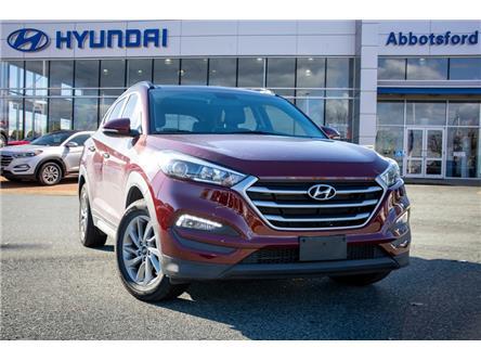 2018 Hyundai Tucson SE 2.0L (Stk: AH8923) in Abbotsford - Image 1 of 24