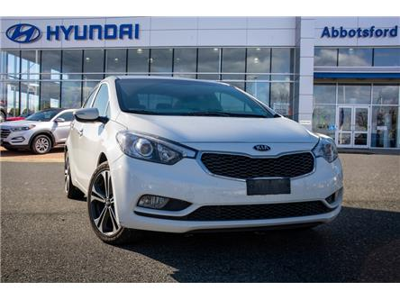2014 Kia Forte 2.0L SX (Stk: AH8930) in Abbotsford - Image 1 of 23