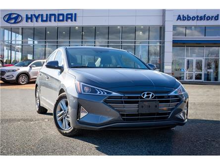 2019 Hyundai Elantra Preferred (Stk: AH8940) in Abbotsford - Image 1 of 23