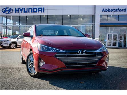 2019 Hyundai Elantra Preferred (Stk: AH8941) in Abbotsford - Image 1 of 23
