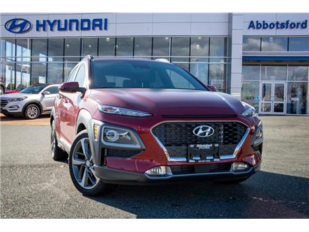 2020 Hyundai Kona 1.6T Ultimate w/Red Colour Pack (Stk: LK426728) in Abbotsford - Image 1 of 24