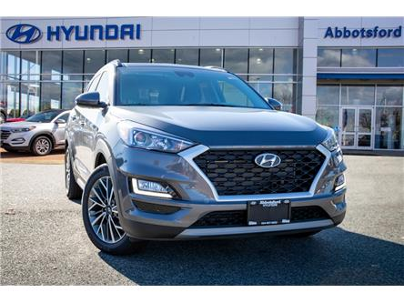 2020 Hyundai Tucson Preferred w/Trend Package (Stk: LT117722) in Abbotsford - Image 1 of 23