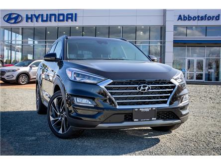2020 Hyundai Tucson Ultimate (Stk: LT119463) in Abbotsford - Image 1 of 25