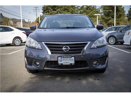 2014 Nissan Sentra 1.8 SR (Stk: KT117064A) in Vancouver - Image 2 of 23