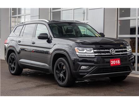 2018 Volkswagen Atlas 3.6 FSI Comfortline (Stk: 42595A) in Innisfil - Image 1 of 22