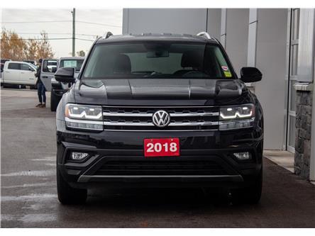 2018 Volkswagen Atlas 3.6 FSI Comfortline (Stk: 42595A) in Innisfil - Image 2 of 22