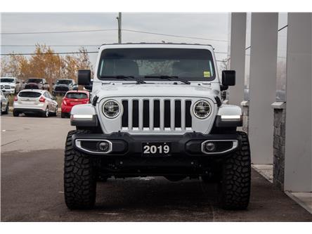 2019 Jeep Wrangler Unlimited Sahara (Stk: 10615U) in Innisfil - Image 2 of 22