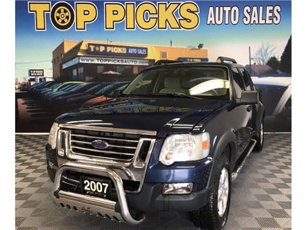 2007 Ford Explorer Sport Trac XLT (Stk: b62565) in NORTH BAY - Image 1 of 30